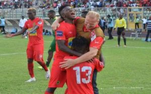 Caf Champions League: Asante Kotoko midfielder Justice Blay claims qualification is non-negotiable ahead of Etoile du Sahel clash