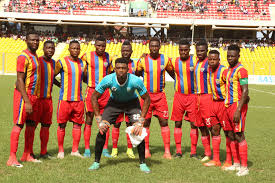Hearts of Oak set for pre-season training in Nigeria