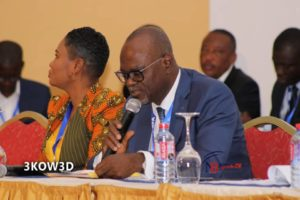 NC President Dr. Kofi Amoah's full speech at GFA extraordinary congress