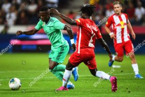 Ghanaian left-back Gideon Mensah reveals playing against Real Madrid was 'normal'