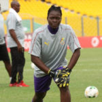 2020 Olympic qualifier: Black Queens goalkeeper Fafali Dumehasi calls for support ahead of Gabon game