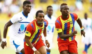 Homowo Cup: Hearts confirm ongoing talks to settle on new date for Olympics clash