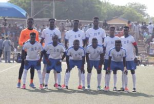 Collin Opare scores as Accra Lions shock Liberty Professionals in friendly