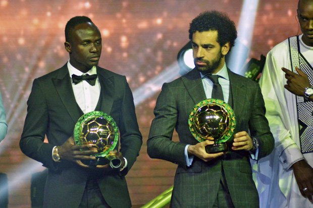 African duo Salah & Mane won't win Ballon d'Or – Eto'o