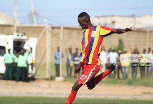 Medeama part ways with Ivorian international Camara N'guessan