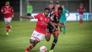 Ghanaian defender Emmanuel Ntim to miss Valenciennes clash against Sochaux