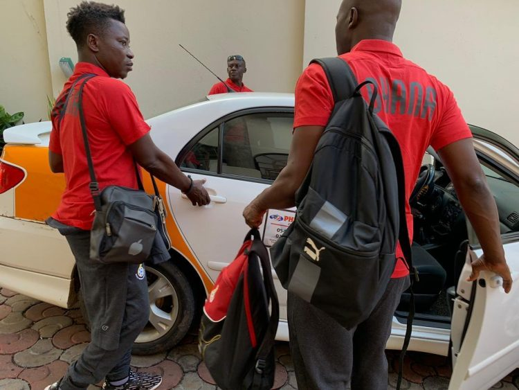 The taxis the Black Meteors used motivated them to win against Algeria - Kwadwo Baah Agyemang