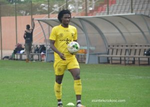 FEATURE: Time for Kotoko talisman Songne Yacouba to up his game