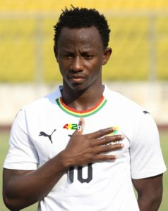 CAF U-23 qualifier: There is competition for places in Black Meteors - Celta Vigo attacker Yaw Yeboah