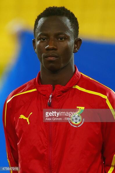 VIDEO: Watch Yaw Yeboah's strike that earned Ghana her ticket to play at the u-23 cup of nations