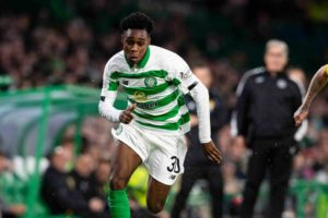 VIDEO: Ghanaian right-back Jeremie Frimpong registers assist in Celtic win over Ross County