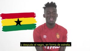 Real Mallorca ace Iddrisu Baba eyes Black Stars call up