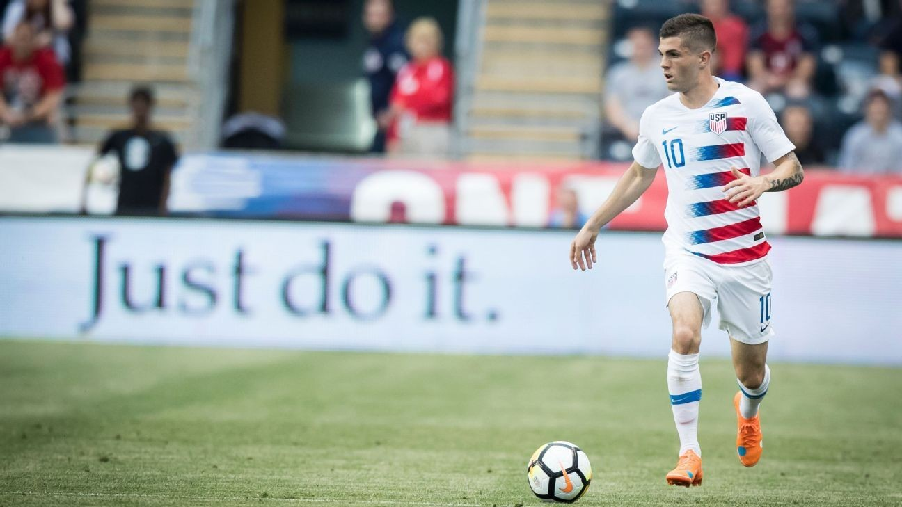 Christian Pulisic confident Chelsea woes won't carry over to USMNT