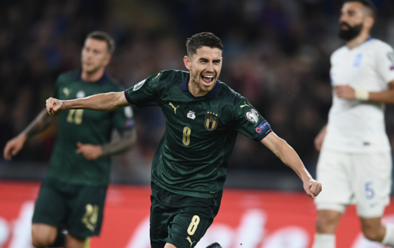 Italy book ticket to Euro 2020 with hard-earned victory over Greece