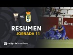 Resumen de Albacete BP vs Real Oviedo (1-2)