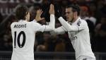 Gareth Bale & Luka Modric Suffer Fresh Injury Scares Ahead of El Clasico