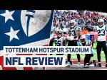 WHEN THE NFL CAME TO TOTTENHAM HOTSPUR STADIUM