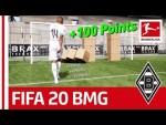 Plea, Traore, Herrmann & Co. - EA SPORTS FIFA20 BUNDESLIGA CHALLENGE - Borussia Mönchengladbach