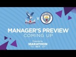 PRESS CONFERENCE   Pep Guardiola   Crystal Palace v Man City