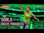From Local Star To MLS All-Star | Audi Goals Drive Progress with Seattle Sounders' Daniel Leyva