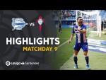 Highlights Deportivo Alaves vs RC Celta (2-0)