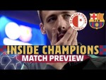 INSIDE CHAMPIONS: Slavia - Barça (Match preview)