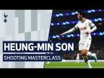 SHOOTING TUTORIAL | HEUNG-MIN SON'S SHOOTING MASTERCLASS