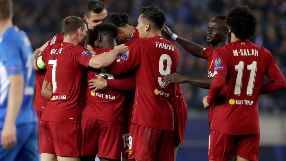Genk 1-4 Liverpool: Report, Ratings & Reaction as Rampant Reds Turn on the Style