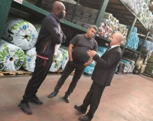 George Afriyie meets with leading Astro-Turf manufactures ahead of elections