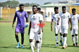 Ghana U-23 thrash Star Makers in friendly