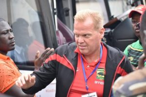 Asante Kotoko set to sack coach Kjetil Zachariassen - reports