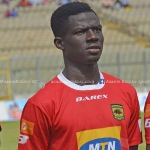 Asante Kotoko rebound Prince Acquah unites with Inter Allies