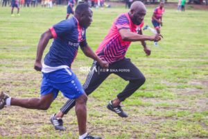 GFA presidential elections: Favorite George Afriyie brings together football community with 'Restoration' games in Sunyani [PICTURES]