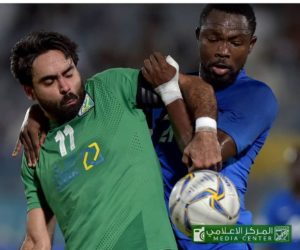 Ghanaian defender Vincent Atingah features in Al Shabab's win over Kazma