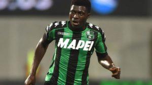 Ghana international Alfred Duncan emerges as Napoli transfer target