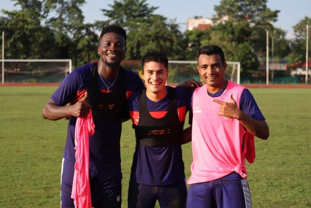 Ghana legend Asamoah Gyan believes Indian football can do more and better