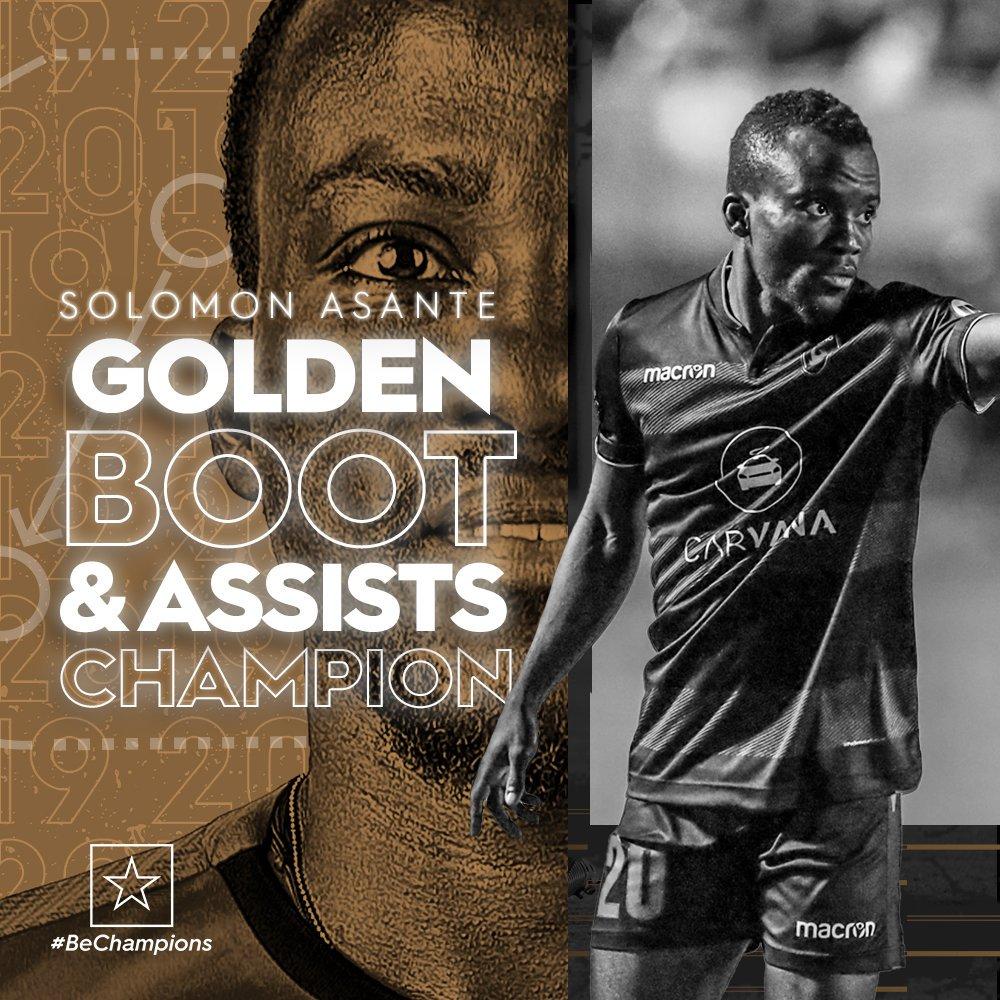 Ghanaian winger Solomon Asante clinches USL Golden Boot