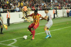Ghanaian midfielder Afriyie Acquah registers two assists as Yeni Malatyaspor thump Kayserispor
