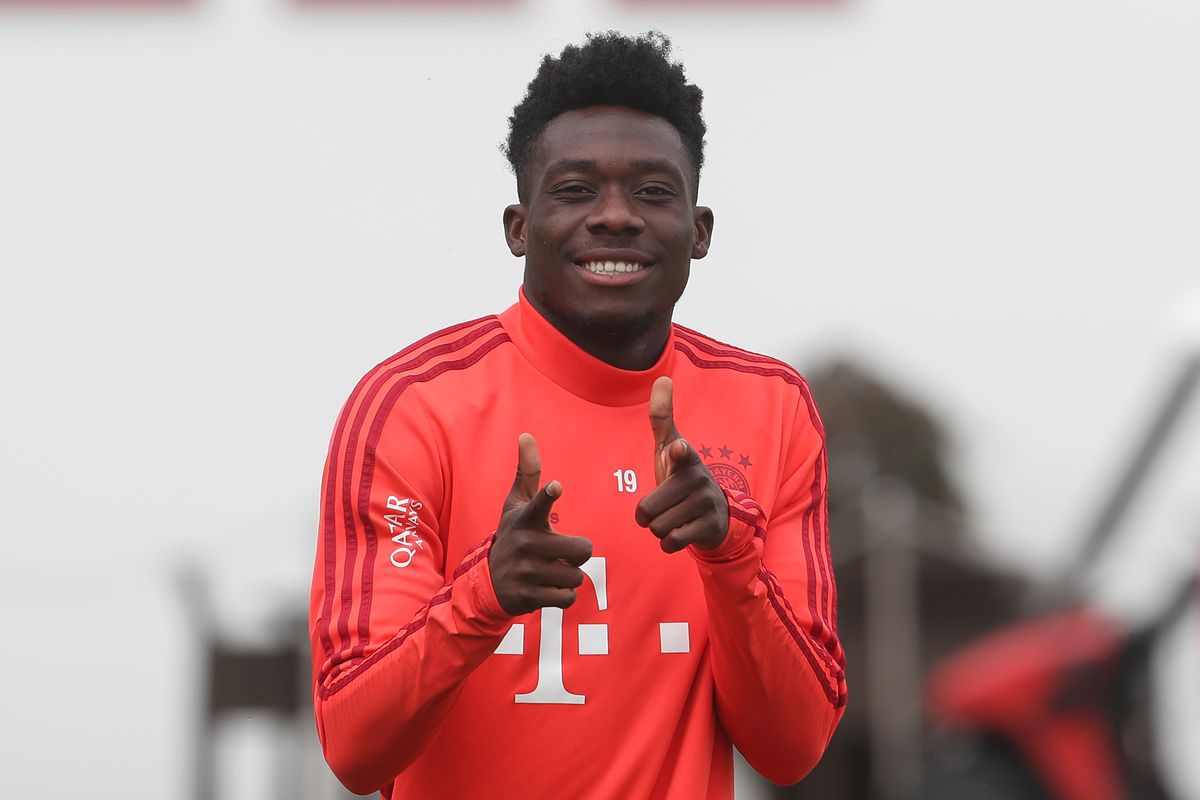 FEATURE: Alphonso Davies is the face of Canadian men's soccer — and he's just getting started