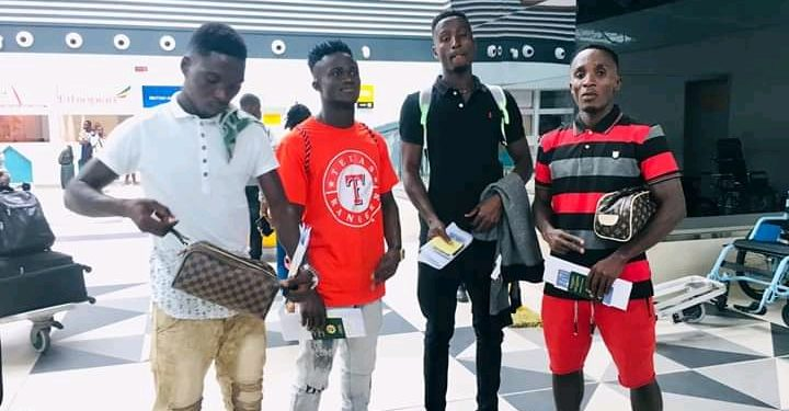 Berekum Arsenals quartet set for trials at Indian cub Minerva Punjab