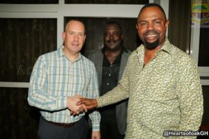 Atuahene disappointed Hearts MD Frederick Moore failed to make it onto GFA executive council