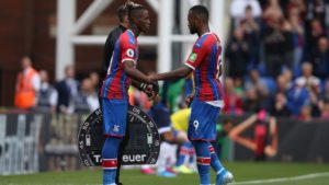 Jordan Ayew confident Wilfred Zaha will hit goal scoring form soon