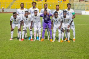 Black Stars B to fly to Burkina Faso on Saturday ahead of crucial second leg
