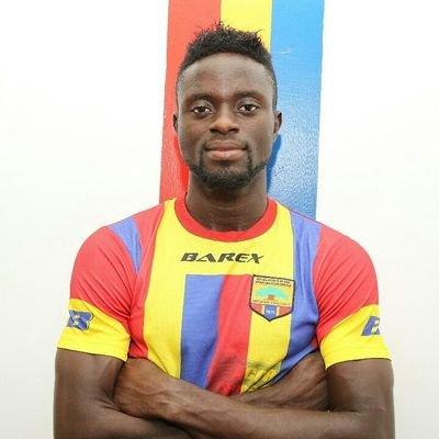 Ex-Hearts forward Cosmos Dauda joins Lebanon side Salam Zgharta