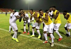 Black Stars B players to receive qualification bonus if they overcome Burkina Faso this weekend