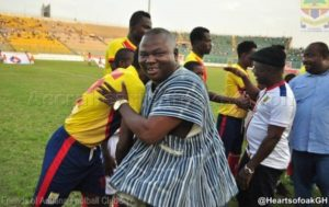 Albert Commey resigns as Aduana Stars CEO
