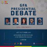 LIVESTREAM: GFA presidential debate