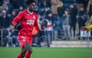 Ghanaian midfielder Emmanuel Boateng takes pay cut at Hapoel Tel Aviv to prevent contract termination