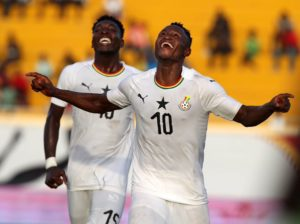 WAFU: Joseph Esso awarded man of the match after a Brilliant Performance
