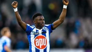 Evans Mensah's goal proves crucial as HJK Helsinki advances into semis of Finnish League playoffs